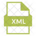 Xml Xml File Website Icon