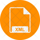 Xml File Extension Icon