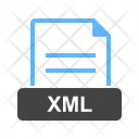 Xml File Extension Icon