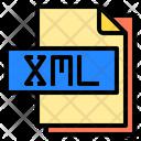 Xml File File Type Icon