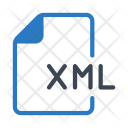 Xml Coding Files Icon