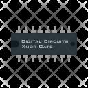 Xnor Gate Circuit Icon