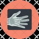Xray Finger Bones Icon