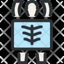 Xray Radiology Skeleton Icon