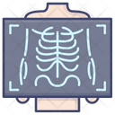 X Ray Medical Icon