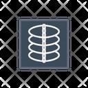 Xray Report Medical Icon