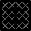 Xray X Ray Radiology Icon