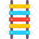 Xylophone Musical Instrument Multimedia Icon