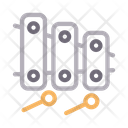 Xylophone Instrument Music Icon