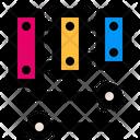 Xylophone Toys Play Icon