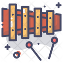 Xylophone Musical Orchestra Icon