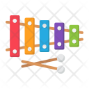 Xylophone Toy Play Icon