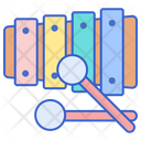 Xylophone Music Instrument Musical Instrument Icon