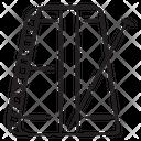 Glockenspiel Xylophone Musical Instrument Icon