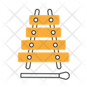 Xylophone Musical Instrument Music Icon