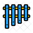 Xylophone Instrument Musical Icon