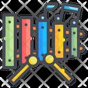 Xylophone Kindergarten Music Icon