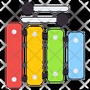 Xylophone Musical Instrument Xylophone Bars Icon