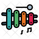 Instrument Xylophone Music Icon