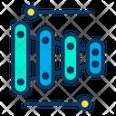 Instrument Music Sticks Icon