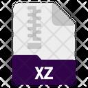Xz file Icon