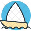 Yacht Sailboat Boat Icon