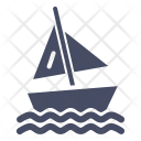 Yacht Sail Sailing Icon
