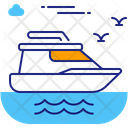 Yacht Boat Ship Icon