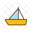Yacht Sailling Boat Boat Icon