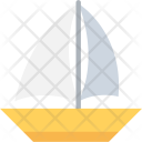 Yacht Boat Vessel Icon