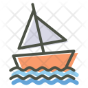 Yacht Sail Sailing Icon