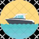 Yacht Luxury Boat Icon