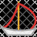 Yacht Ship Boat Icon