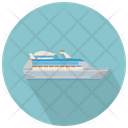 Charter Yacht Yacht Boat Icon