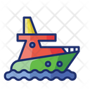 Yacht Boat Cruise Icon