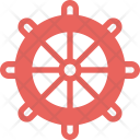 Yacht Cruise Marine Icon