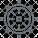 Yacht Cruise Marine Icon