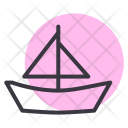 Yacht Boat Sail Icon