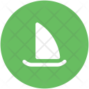 Yacht Ship Boat Icon