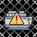 Yacht Warning Icon