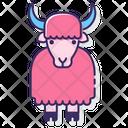 Yak Icon