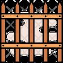 Fence Barrier Yard Icon
