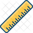 Yardstick Ruler Drafting Icon