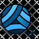 Yarn Ball Pet Animal Icon