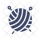 Yarn Sewing Tailor Icon