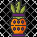 Yarn Plant Icon