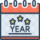 Year Icon