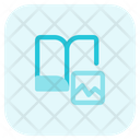 Yearbook Booklet Schedule Book Icon