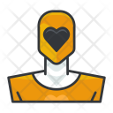 Yellow Power Ranger Icon