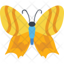 Streaks Decoration Insect Icon